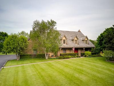 Mundelein Single Family Home For Sale: 27321 North Oakleaf Court