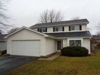 Aurora Single Family Home For Sale: 3014 Bar Harbour Road