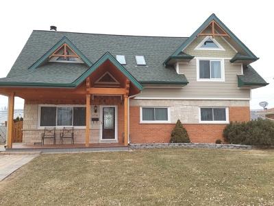 Bridgeview Single Family Home For Sale: 6930 Saratoga Drive