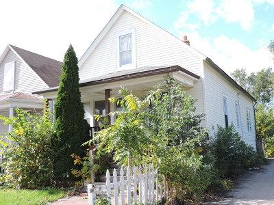 Single Family Home New: 10346 South Indiana Avenue