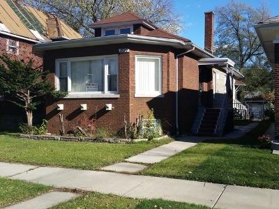 Single Family Home New: 12017 South Harvard Avenue