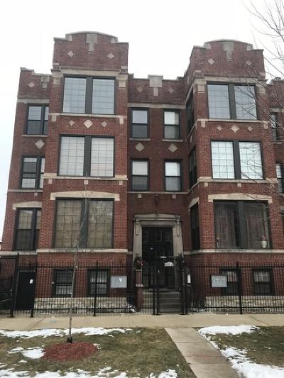 Condo/Townhouse New: 4843 South Prairie Avenue #GN