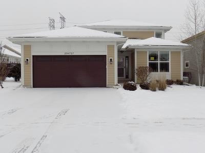 Winfield Single Family Home New: 25w727 Golf View Lane