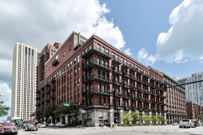 Chicago Condo/Townhouse New: 616 West Fulton Street #205
