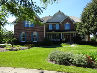 Fox River Grove Single Family Home For Sale: 222 Bridle Path Court