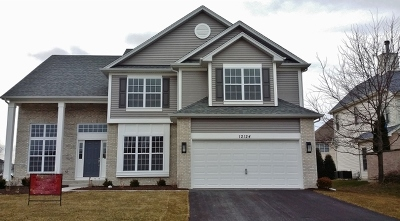 Plainfield Single Family Home New