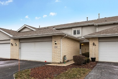 Orland Park Condo/Townhouse New: 7713 West 158th Court