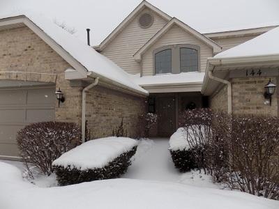 Bloomingdale Condo/Townhouse For Sale: 146 Benton Lane