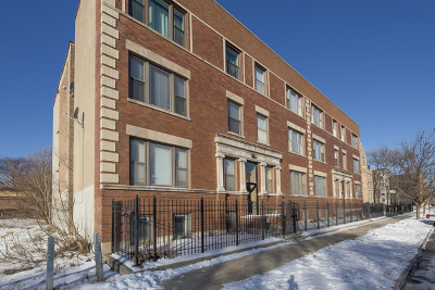 Condo/Townhouse New: 4438 South Calumet Avenue #2