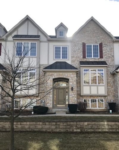 Carol Stream Condo/Townhouse New: 177 Sype Drive