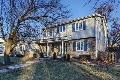 Hinsdale Single Family Home For Sale: 427 Fuller Road