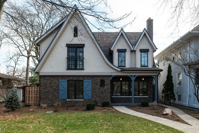 Oak Park Single Family Home New: 630 North East Avenue