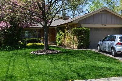 La Grange Park Single Family Home For Sale: 710 Community Drive