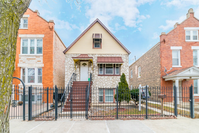 Chicago Multi Family Home New: 3041 South Kenneth Avenue