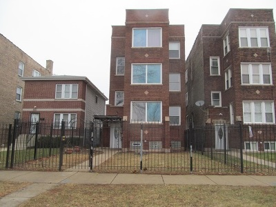 Chicago Rental : 4640 West West End Avenue #3
