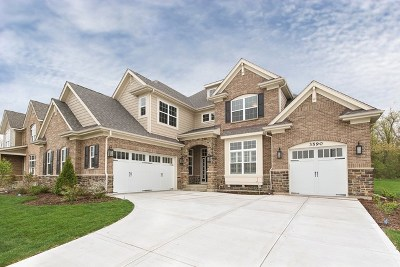 St. Charles Single Family Home New: Lot 56 Hilldale Drive