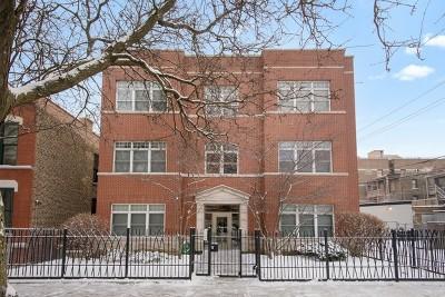 Chicago Condo/Townhouse New: 1615 North Oakley Avenue #2S