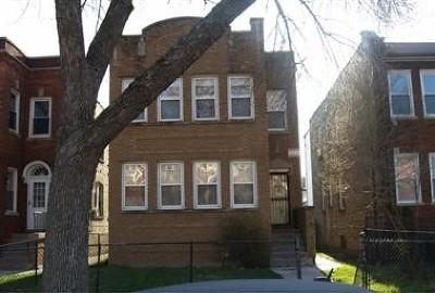 Chicago Multi Family Home New: 1633 North McVicker Avenue