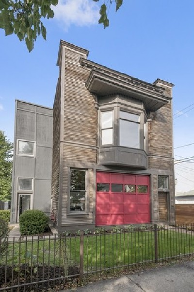 Chicago Single Family Home New: 2414 West Cuyler Avenue