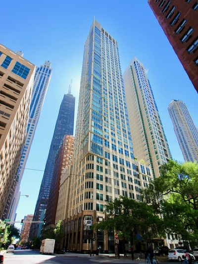 Chicago Condo/Townhouse New: 57 East Delaware Place #1701
