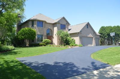 Carpentersville Single Family Home Price Change: 3290 Oak Knoll Road