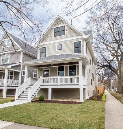 Oak Park Single Family Home For Sale: 946 Clinton Avenue