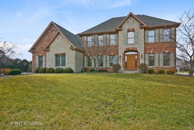 St. Charles Single Family Home New: 4135 River Ridge Drive