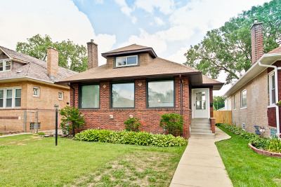 Chicago Single Family Home New: 10963 South Church Street
