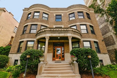 Cook County Condo/Townhouse For Sale: 5611 North Winthrop Avenue #GDN