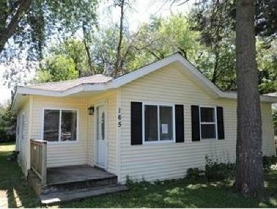 Crystal Lake Single Family Home New: 165 Sunnyside Avenue