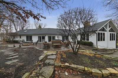 Downers Grove Single Family Home For Sale: 5338 Meadow Lane