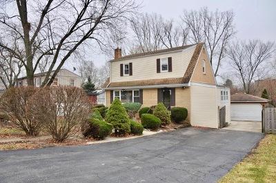 Bensenville Single Family Home For Sale: 360 East Red Oak Avenue