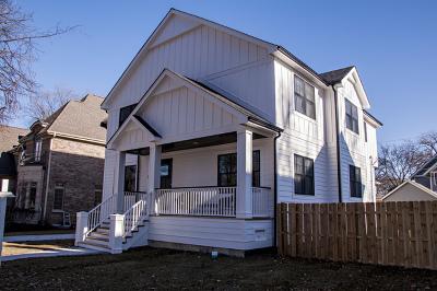 La Grange Park Single Family Home For Sale: 321 North Waiola Avenue