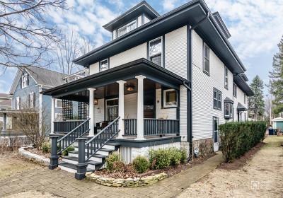 Naperville IL Single Family Home New: $874,900