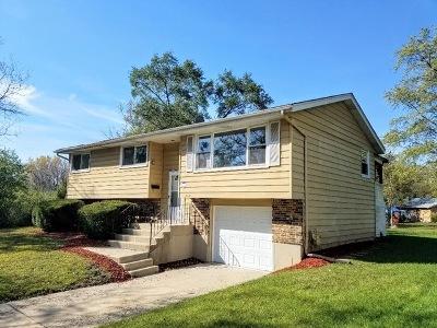 Hazel Crest  Single Family Home For Sale: 17318 Burr Oak Lane