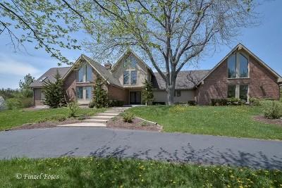 Crystal Lake Single Family Home New: 8735 Belfield Road
