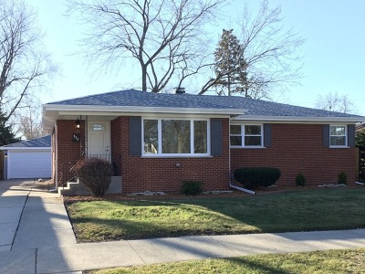 South Holland Single Family Home For Sale: 959 East 166th Street
