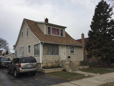 Chicago  Single Family Home For Sale: 3732 West 81st Street