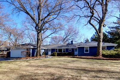 Mount Prospect Single Family Home New: 311 North Macarthur Boulevard