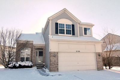 Naperville Single Family Home New: 2120 Periwinkle Lane North