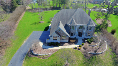 St. Charles Single Family Home New: 5n175 Oak Hill Drive