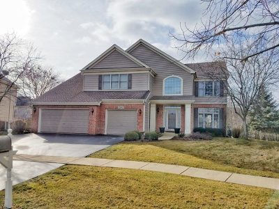 Geneva Single Family Home For Sale: 0s451 Crego Place