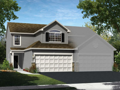 Hampshire Condo/Townhouse For Sale: Lot 7 Tuscany Woods