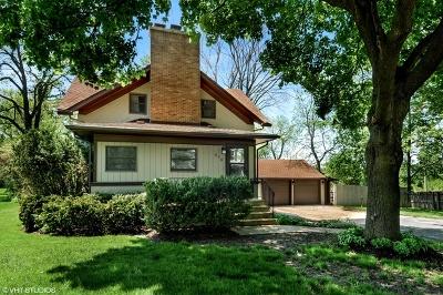 Glen Ellyn Single Family Home New: 976 Highland Avenue