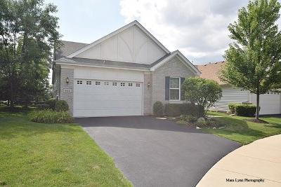 Aurora Single Family Home New: 1102 Barkston Lane