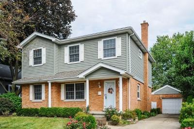 Arlington Heights Single Family Home New: 225 South Highland Avenue