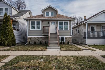 Norridge Single Family Home New: 4049 North Ozark Avenue