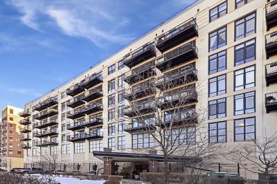 Chicago Condo/Townhouse For Sale: 1525 South Sangamon Street #505