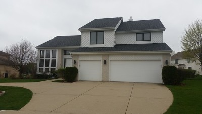 Buffalo Grove Single Family Home New: 1942 Sheridan Road