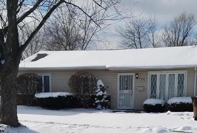 Hazel Crest Rental For Rent: 17306 Appletree Drive